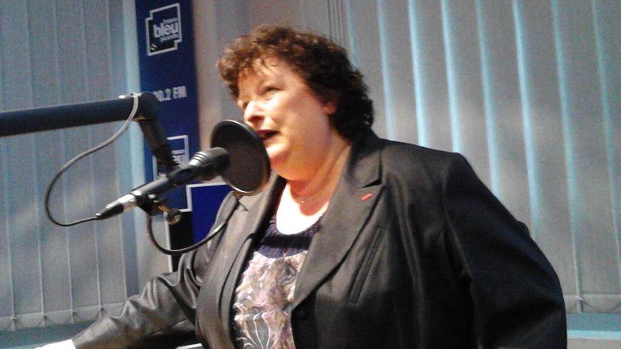 Brigitte Fouré au lendemain de sa victoire aux élections municipales à Amiens