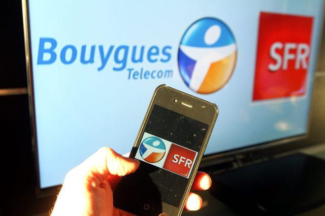 SFR racheté par Bouygues ?