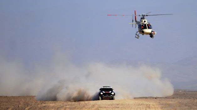 Le Dakar 2015 passera par trois pays : l'Argentine, la Bolivie et le Chili