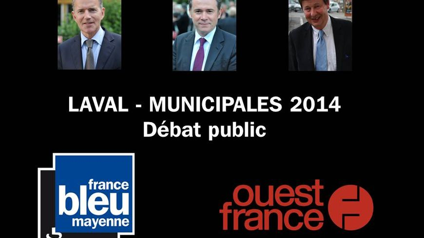 Municipales 2014 - Débat avant second tour à Laval