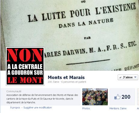 Le projet de centrale à goudron de Doville avait suscité de nombreuses critiques. - Radio France