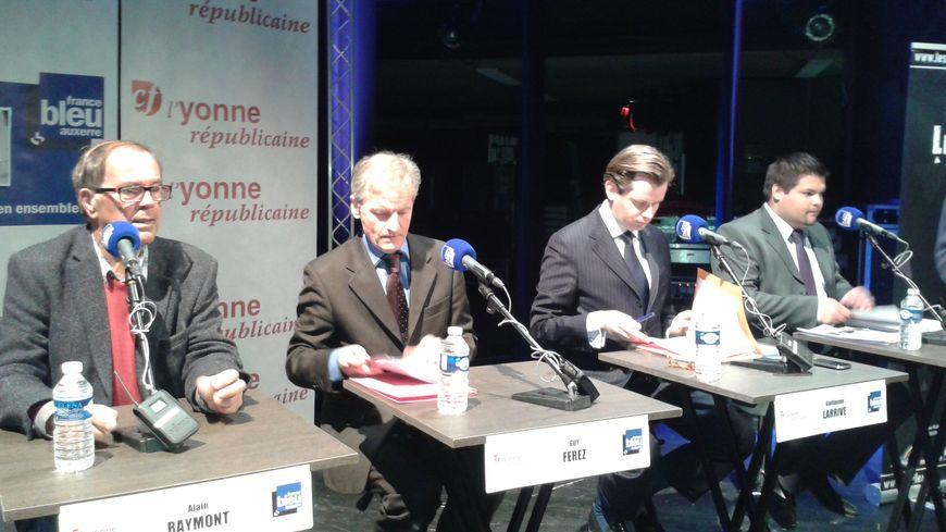 Débat municipales : Auxerre