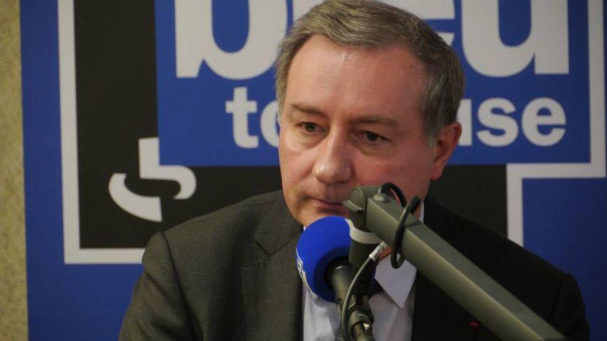 Jean-Luc Moudenc sur France Bleu Toulouse en mars 2014