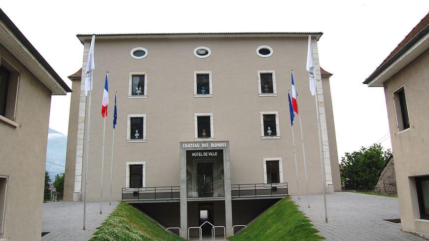 La mairie de Sassenage