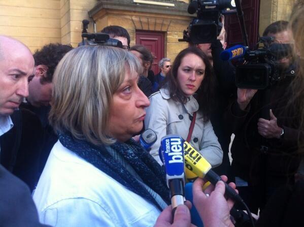 PROCES HEAULME Christine Blindauer 2e jour - Radio France