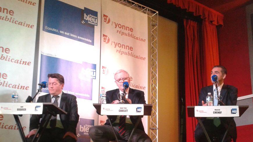 Municipales 2014 : débat à Avallon