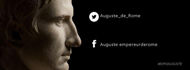 Auguste réseaux sociaux