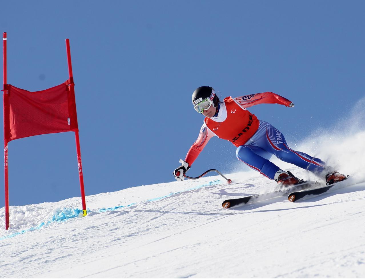 La Savoyarde Marie Bochet s'élencera en descente, slalom, géant et super combiné.