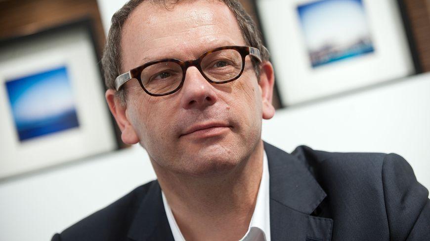 Thierry Bonté, candidat PS à Amiens