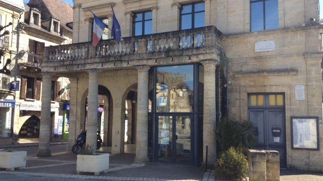 La mairie du Bugue