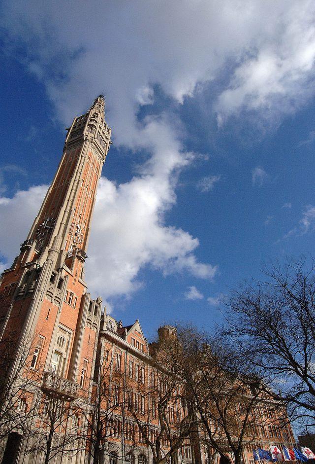 Hôtel de ville de Lille