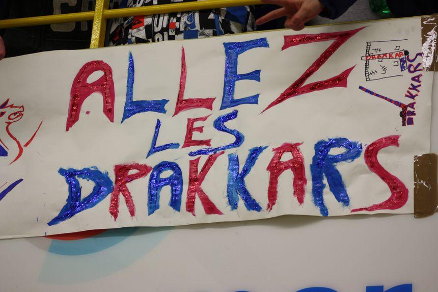 Hockey Caen photo banderolle - Radio France