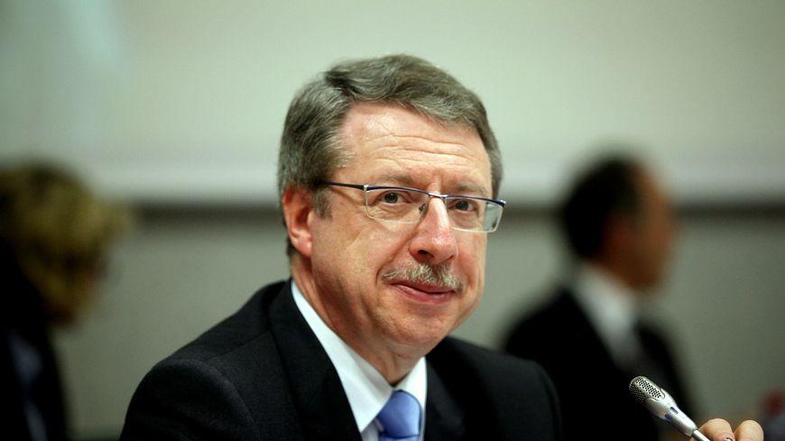 Dominique Baert, député maire socialiste de Wattrelos dans le Nord