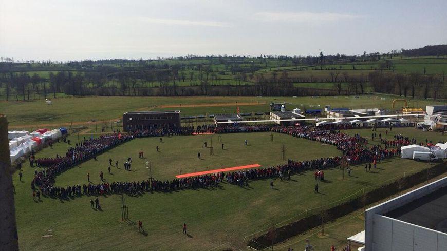 3.000 sapeurs-pompiers au Cross national dans le Calvados