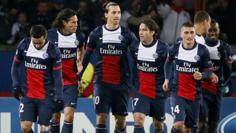 Sept joueurs du PSG figurent dans les dix mieux payés de Ligue 1 (Paris)