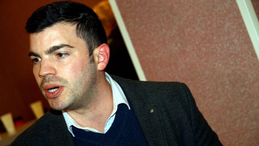 Fabien Engelmann, nouveau maire Front national à Hayange