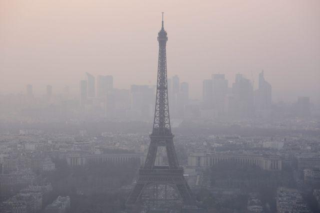 Pic de pollution : Paris suffoque
