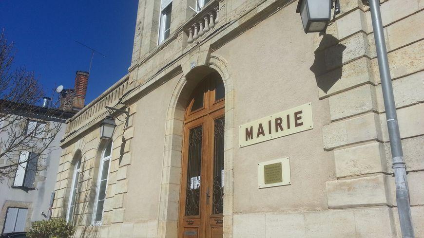 La mairie de Gironde-sur-Dropt