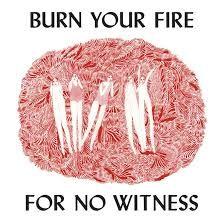 "Angel Olsen ""Burn your fire for no witness"""