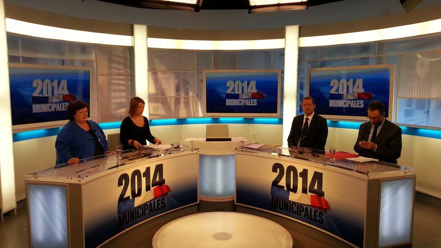 Le débat spécial Amiens avec France 3 Picardie