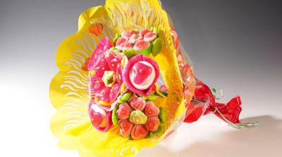 Un bouquet de bonbons