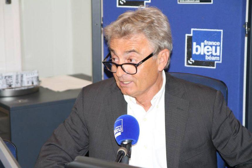 """Débat spécial """"municipales à Gan"""" sur France Bleu Bearn : Francis Pées - Radio France"""