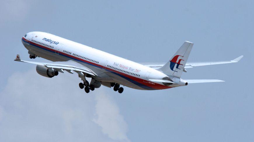 Un avion de Malaysia Airlines a disparu avec 239 personnes à bord dont quatre Français
