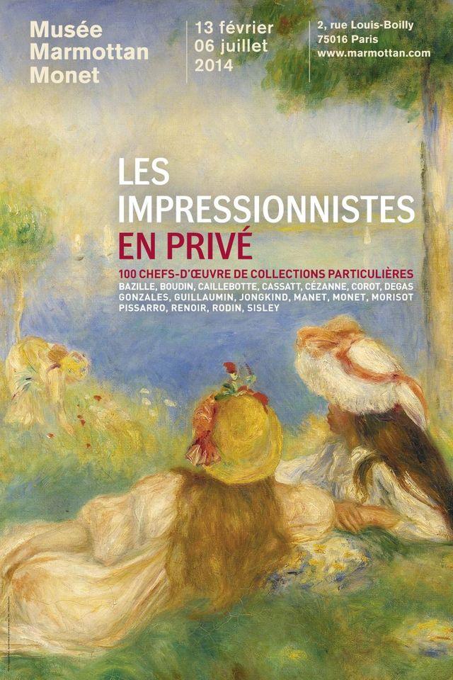 Marianne Mathieu et Claire Durand-Ruel-Les impressionnistes