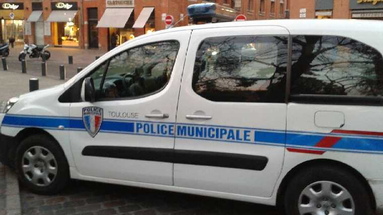FBToulouse  police municipale