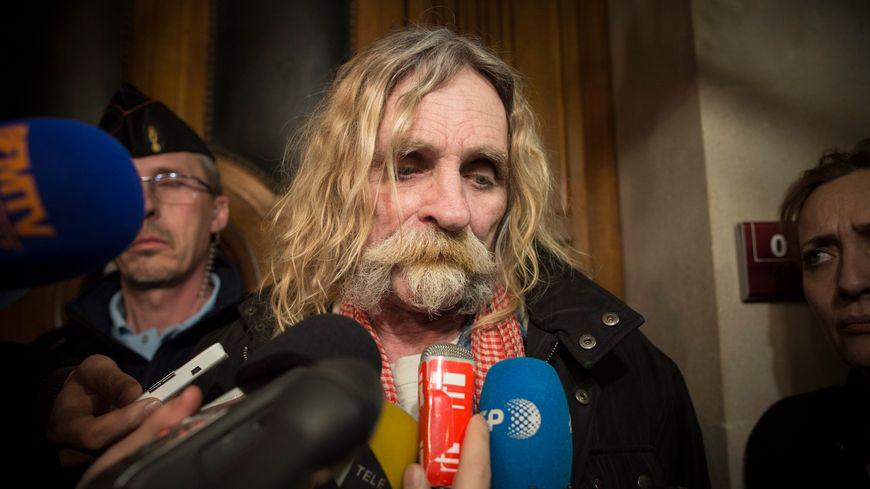 Alain Péligat soulagé après sa relaxe dans l'affaire de l'Arche de Zoé
