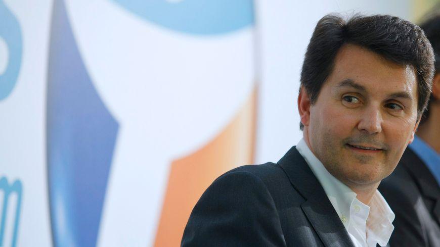 Olivier Roussat, le PDG de Bouygues Telecom