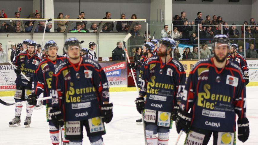 Hockey caen photo groupe drakkars