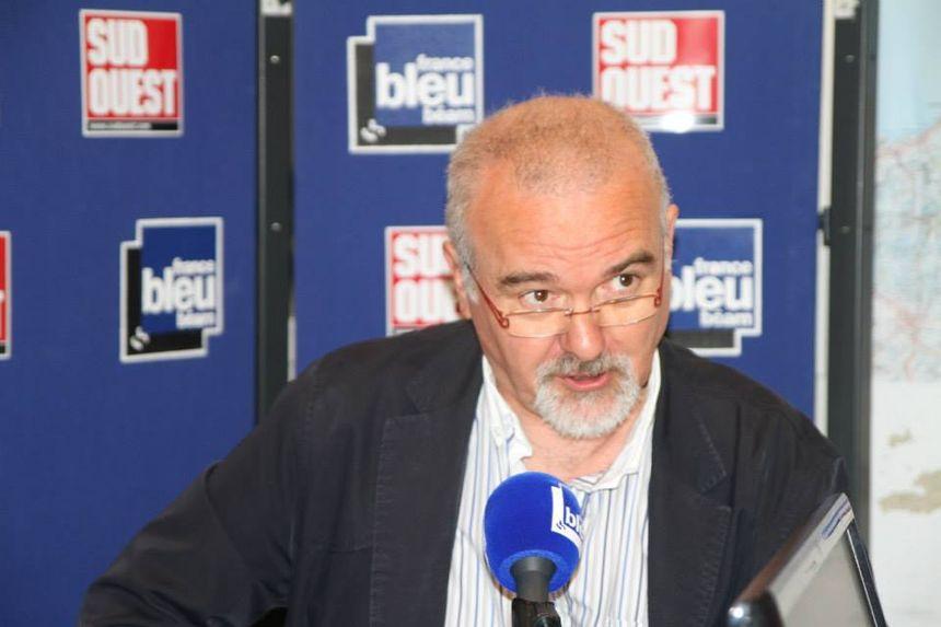 """Débat spécial """"municipales à Gan"""" sur France Bleu Bearn : Jean-Michel Tissanié - Radio France"""