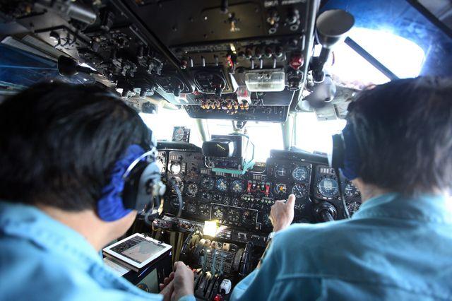 Le Boeing de Malaysian Airlines reste introuvable