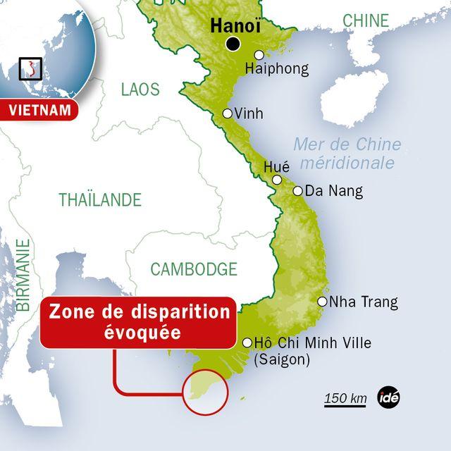 Un avion disparaît entre la Malaisie et la Chine