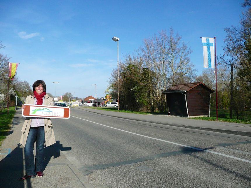 Annette Senn sur la route verte - Radio France
