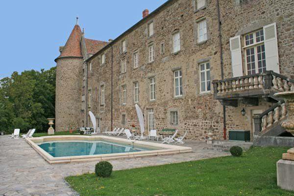 Château de Vollore-Ville - Château de Vollore-Ville