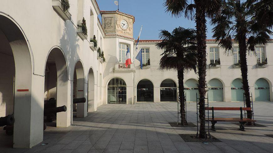 La mairie des Sables d'Olonne