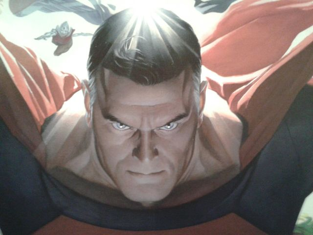 Alex Ross, Superman