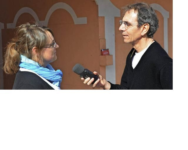 Andrea Lowl et Guy Wach - Radio France