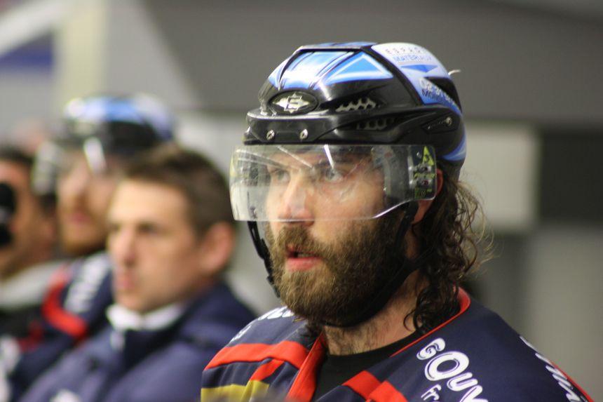 Hockey Caen photo Alexis Gomane - Radio France