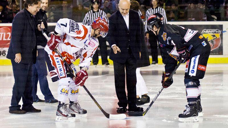 Troisième confrontation de la saison entre les Boxers et Lyon.