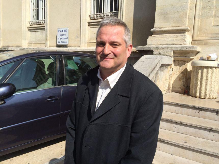 Eric Massol. - Ludovic Labastrou / Radio France