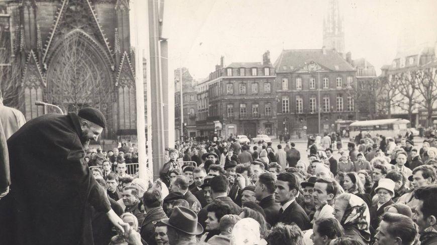 """""""Rouen 1964, l'insurrection de la bonté en Seine-Maritime"""""""