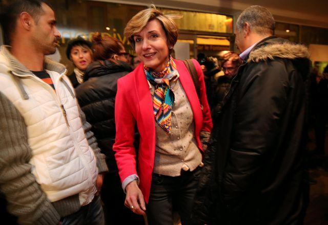 Cécile Helle arrive en tête et bat l'UMP et le FN à Avignon