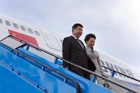 Visite de Xi Jinping en Europe