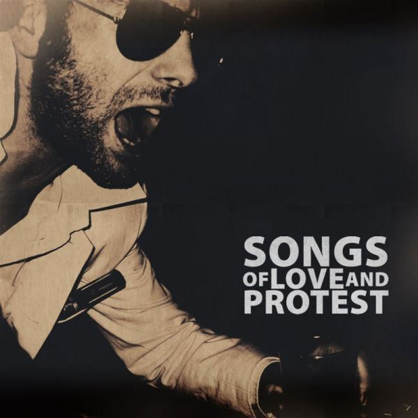 David Caroll - songs of love and protest