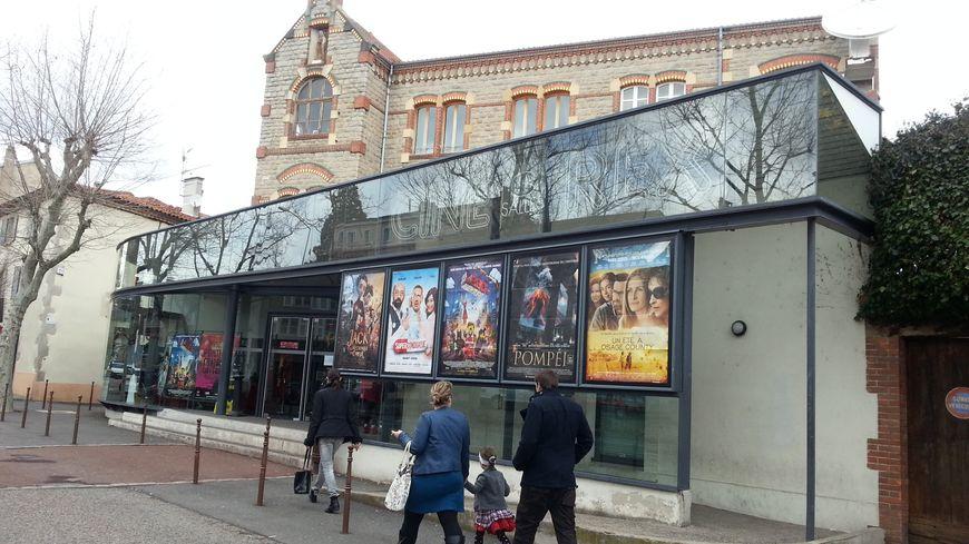 Le cinéma le Rex à Montbrison