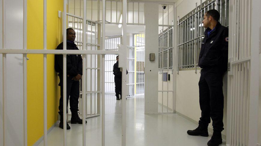 La prison de Réau, en Seine-et-Marne