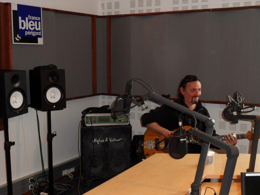 Fils de personne, groupe musique Sarlat 2 - Radio France